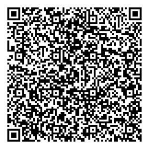 Flashez le code de la retoucherie L'ART DE L'AIGUILLE sur votre téléphone portable pour enregistrer la carte de visite !