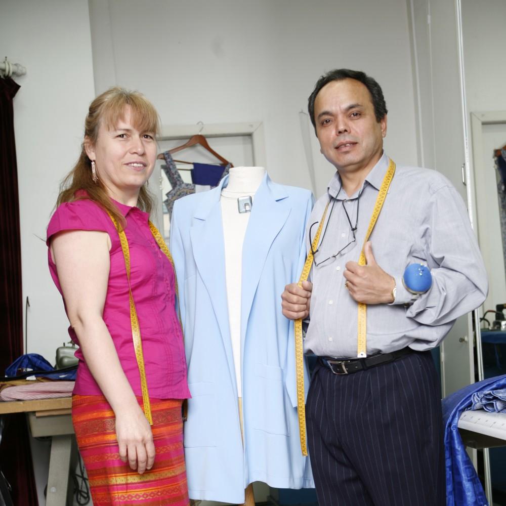 Nos maîtres tailleurs vous reçoivent à Paris 6ème pour votre entière satifaction