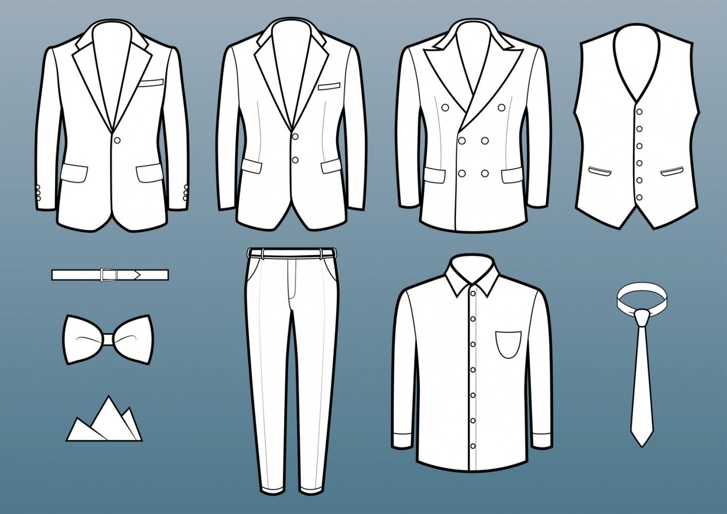Ourlet, doublure, fuselage, reprise des épaules : chaque vêtement a ses retouches